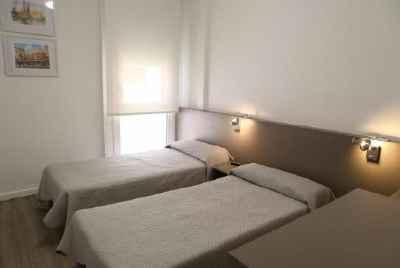 Отель 2* в районе Les Corts в Барселоне